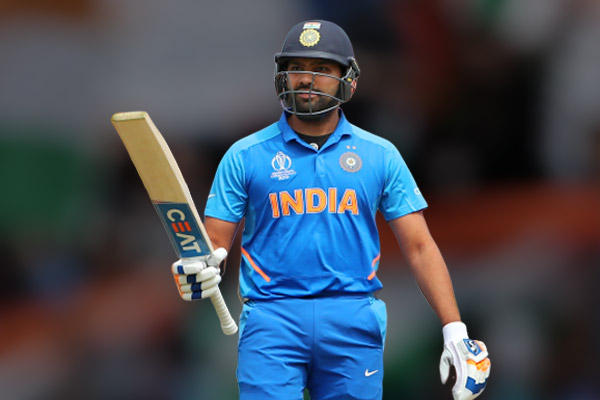 Rohit Sharma named ODIplayer of the year in ICC Awards 2019  Kohli bags Spirit of Cricket award