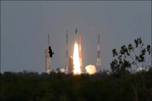 ISRO  most powerful communication satellite GSAT-30 launched successfully
