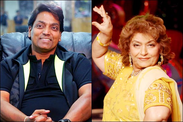 Ganesh Acharya responds to the controversy related to Saroj Khan