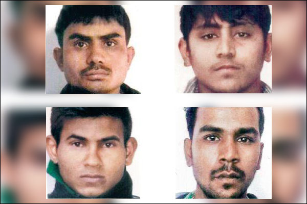 2012 Nirbhaya gangrape case All four convicts to be hanged on February 1 at 6 am