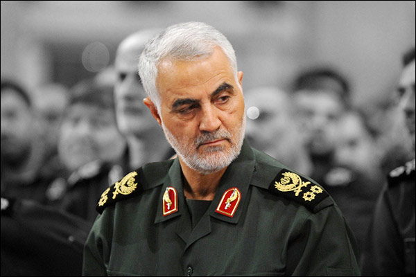 Trump authorised Soleimani killing as he was saying bad things  about US