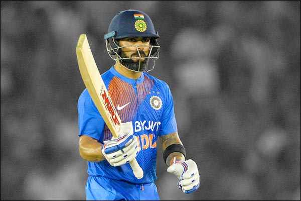Virat Kohli surpasses MS Dhoni to become fastest captain to 5000 ODI runs