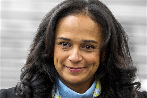Africa richest woman Isabel dos Santos made suspicious deals reveal leaked documents