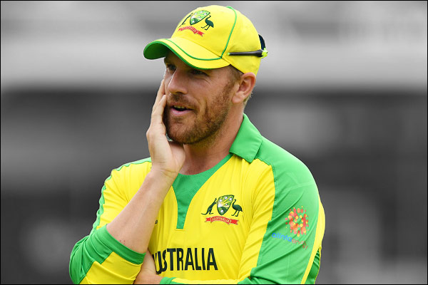 India death bowling was exceptional Aaron Finch