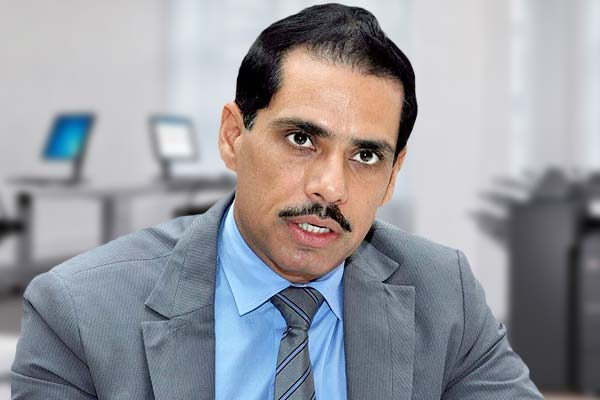 ED arrests Robert Vadra close aide in foreign assets case