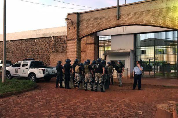 Paraguay investigates mass prison escape in Pedro Juan Caballero