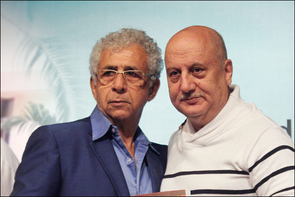 Naseeruddin Shah said  Anupam Kher is a clown