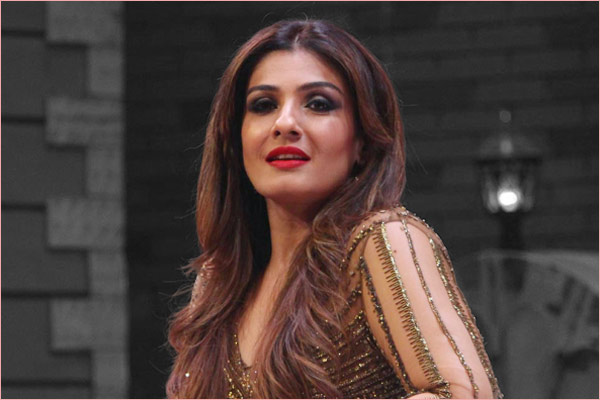 Raveena Tandon to debut as writer and  producer with web series