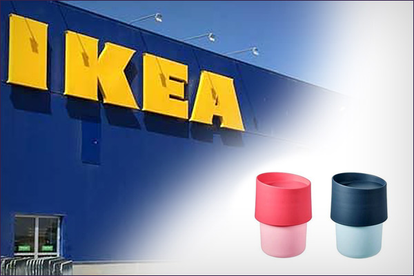 IKEA Troligtvis travel mug has high volume of chemicals appeals to the company  do not use it