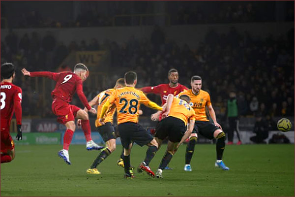 Liverpool march towards the Premier League title runs on smoothly
