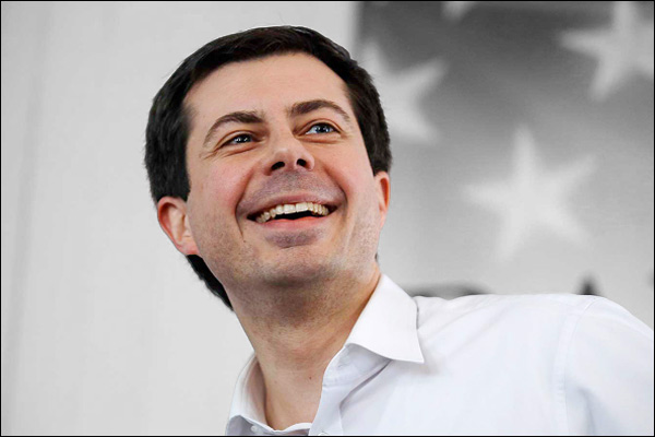 US woman wanted to change vote after learning Pete Buttigieg is gay