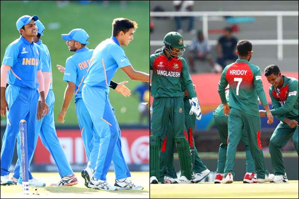 Bangladesh thrash New Zealand to meet India in maiden final