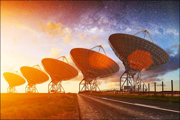 Russian scientists to build telescope to detect outer space signals