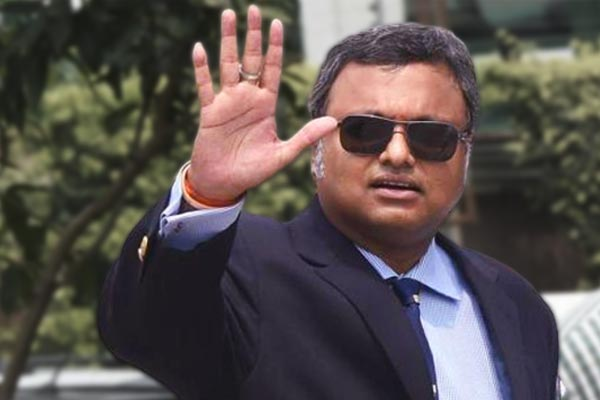 Karti Chidambaram gets Supreme Court's nod to travel abroad for tennis tournament