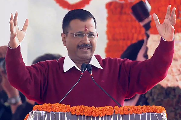 I will work for everyone, no matter who you voted for, says Arvind Kejriwal