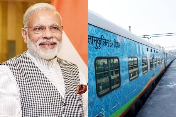 PM Modi will inaugurate Mahakal Express connecting three Jyotirlingas