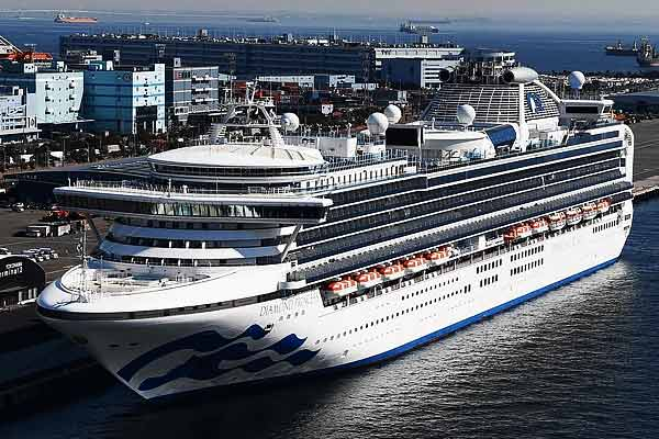 Indian embassy assures citizens stranded on Diamond Princess cruise ship