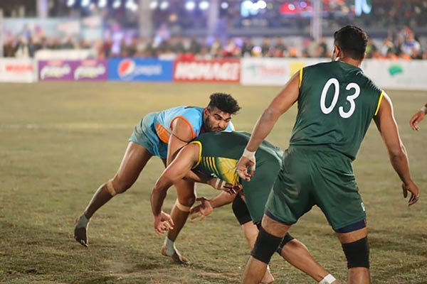 Pakistan win Kabaddi WC beating unauthorized Indian team