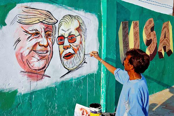 Ahead of Donald Trump  India visit 45 families in Ahmedabad asked to evict slum