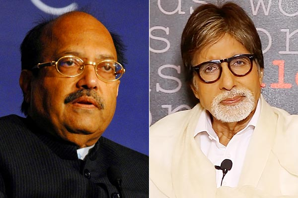 Amar Singh Expresses Regret For over Reaction Against Amitabh Bachchan
