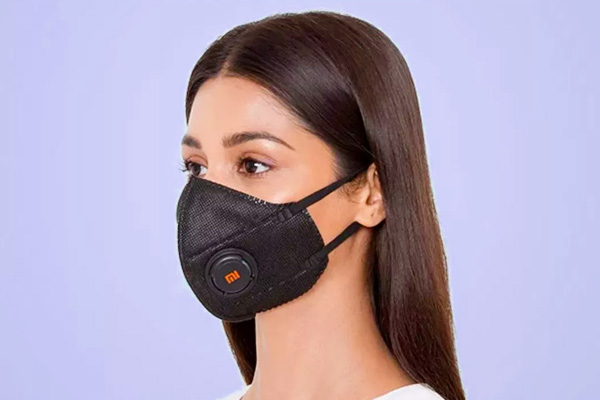 Xiaomi smart masks will tell you how much dirty air you have inhaled