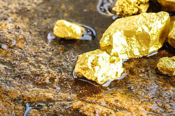 UP eyes jackpot with goldmine reserve in Sonbhadra  almost 3350 tonne of gold ore expected