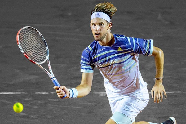 Dominic Thiem reaches quarterfinals of Rio Open