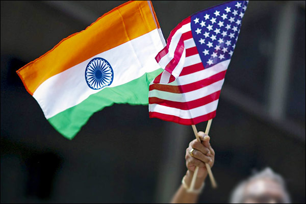 US exceeded China to become India  top trading partner