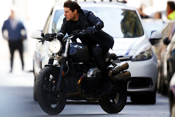 Mission  Impossible 7 shooting halted due to coronavirus