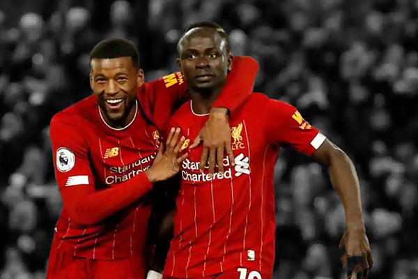 Liverpool beat West Ham for 18th successive win
