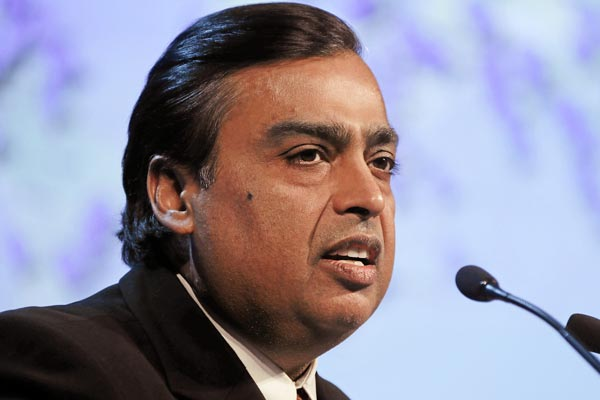 Mukesh Ambani  wealthiest Indian minted ₹7 cr every hour in 2019