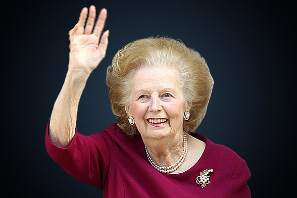 Late UK PM Margaret Thatcher named her outfits after Gorbachev Reagan says Report
