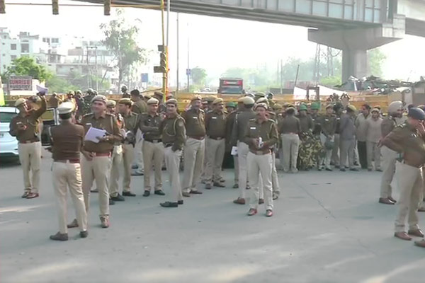 Security increased, Section 144 imposed in Delhi  Shaheen Bagh