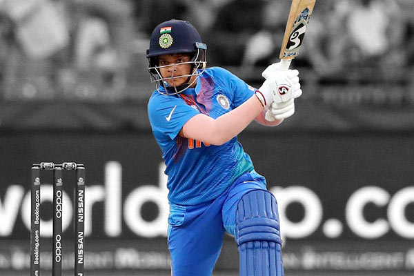 16 year old Shafali Verma becomes No 1 T20I batter in the world