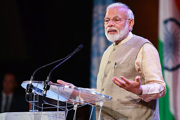 Modi said opposing CAA who are sharing knowledge of refugee rights to the world