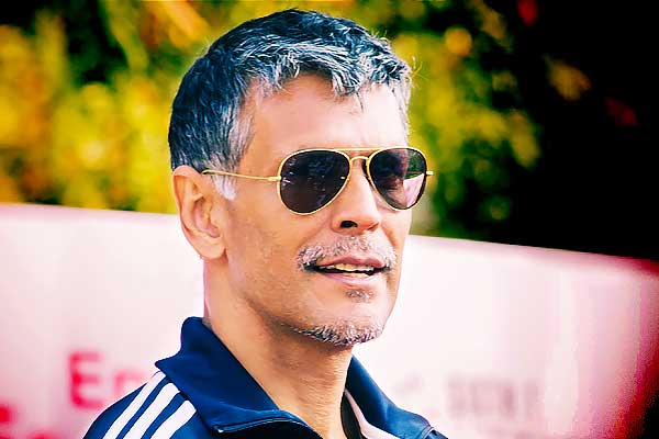 Milind Soman left an Aamir Khan film because he wasn't served healthy food on time