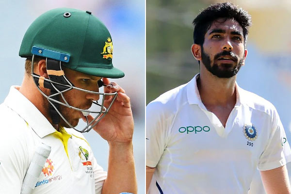 I used to wake up in the night  thinking Bumrah would get me out again says  Aaron Finch