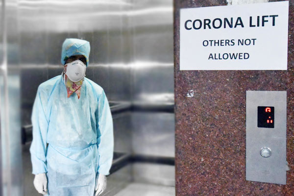 Number of coronavirus cases in India rise to 257, Coronavirus deaths top 10,000 globally