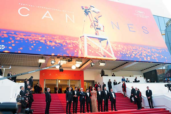 The 2020 Cannes Film Festival is postponed due to coronavirus