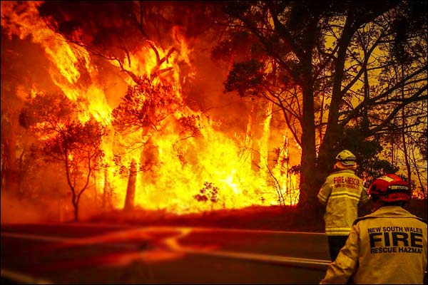 Smoke from Aussie bushfires killed more people than those fires
