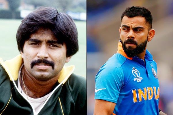 Former Pakistan captain praises Virat Kohli