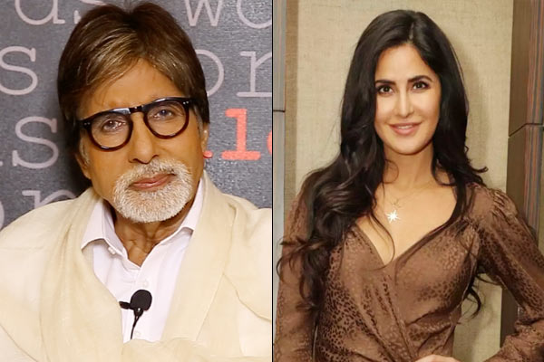 After 17 years Amitabh-Katrina will work together again under the direction of Vikas Bahl