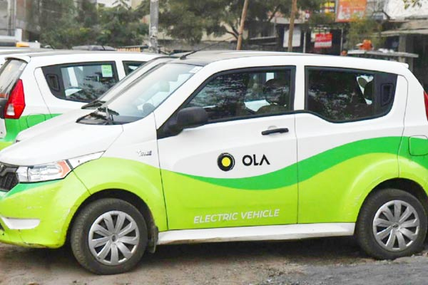 Ola kept drivers attention amid lockdown and waived lease cars