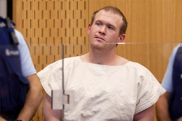 The accused who murdered 51 people in New Zealand mosques confessed to the crime
