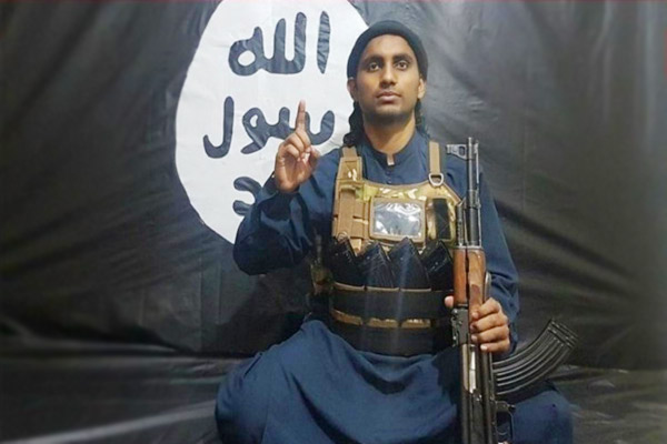 ISIS terror attack on Sikhs in Kabul executed by a 30 year old shopkeeper from Kerala