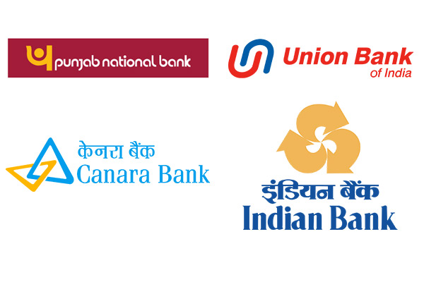 Mass merger of banks take place 10 state-run banks reduced to 4