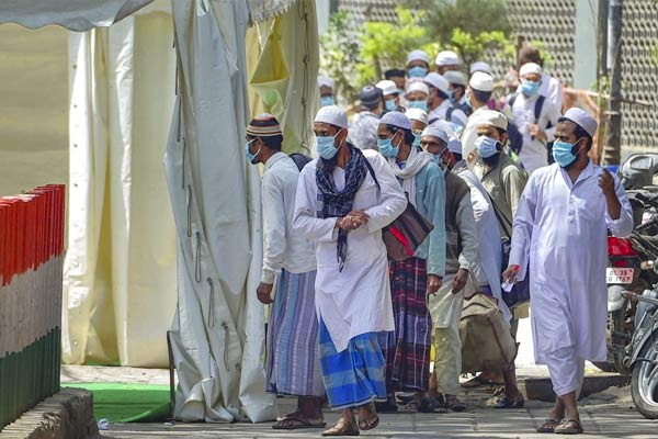 140 of 161 coronavirus patients in Andhra linked to Tablighi Jamaat event