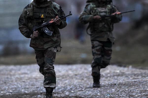 Three militants killed in Jammu and Kashmir Kulgam security forces laid siege
