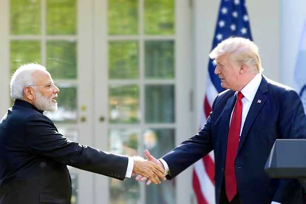 PM Modi and Trump to deploy full strength of partnership to win the battle against COVID-19