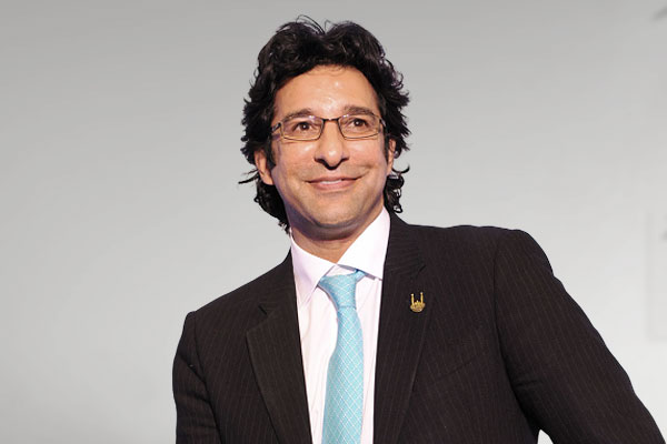 Wasim Akram calls Pakistan Brazil of Cricket